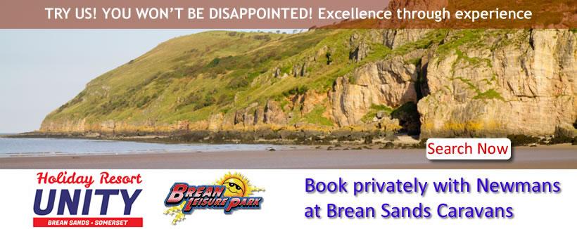 Beautiful UK Private Static Caravan Holiday Hire At Holiday Resort Unity Brean
